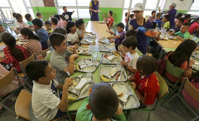 Aragón envía dinero a las familias de zonas sin acceso a comedores ...