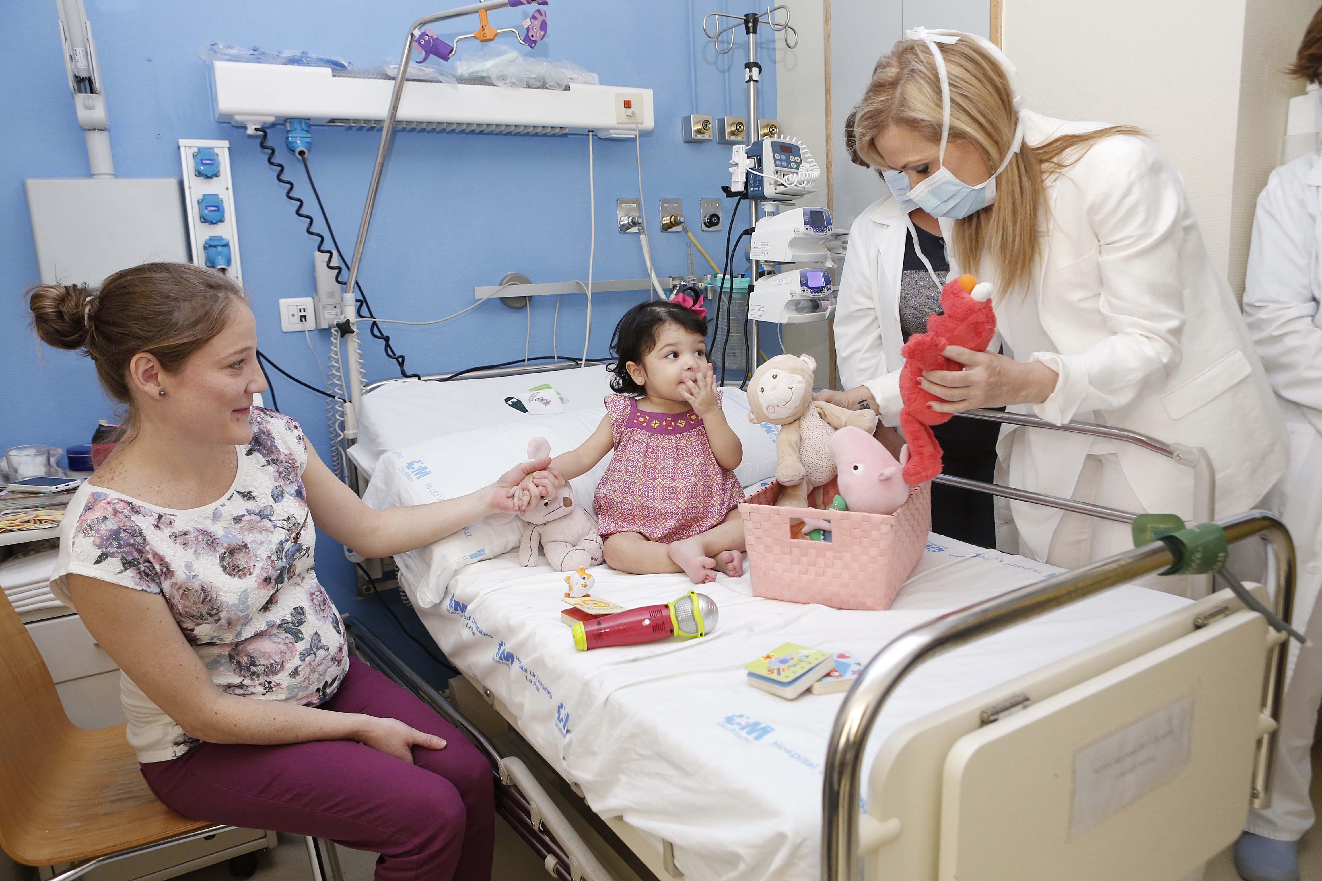La comunidad de madrid ampliar las urgencias del hospital - Hospital materno infantil la paz ...