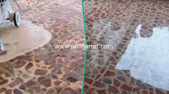 Ltimas tecnolog as en el tratamiento de suelos y - Como pulir el marmol ...