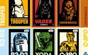 Un sello de Correos para el cuarenta cumpleaños de 'Star…