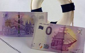 Alemania pone en circulación un billete de cero euros