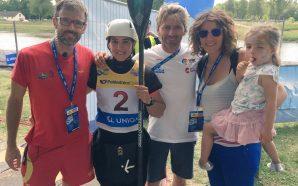 Maialen Chourraut se cuelga el oro en la Copa del…