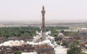 El Estado Islámico destruye la Mezquita de Mosul