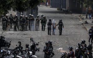 El paro cívico convocado por la oposición venezolana se salda…