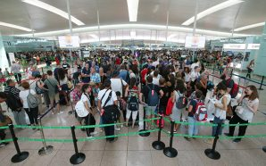 Convocada oficialmente huelga de 25 días en los aeropuertos a…