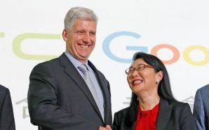 Google compra parte de la sección de teléfonos de HTC