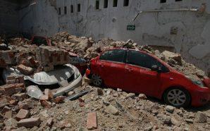 Un terremoto de magnitud 7,1 sacude México y deja al…