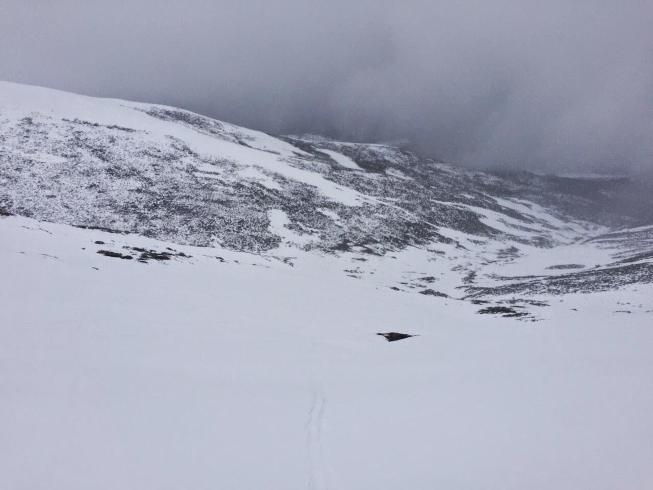 Sierra de Béjar.