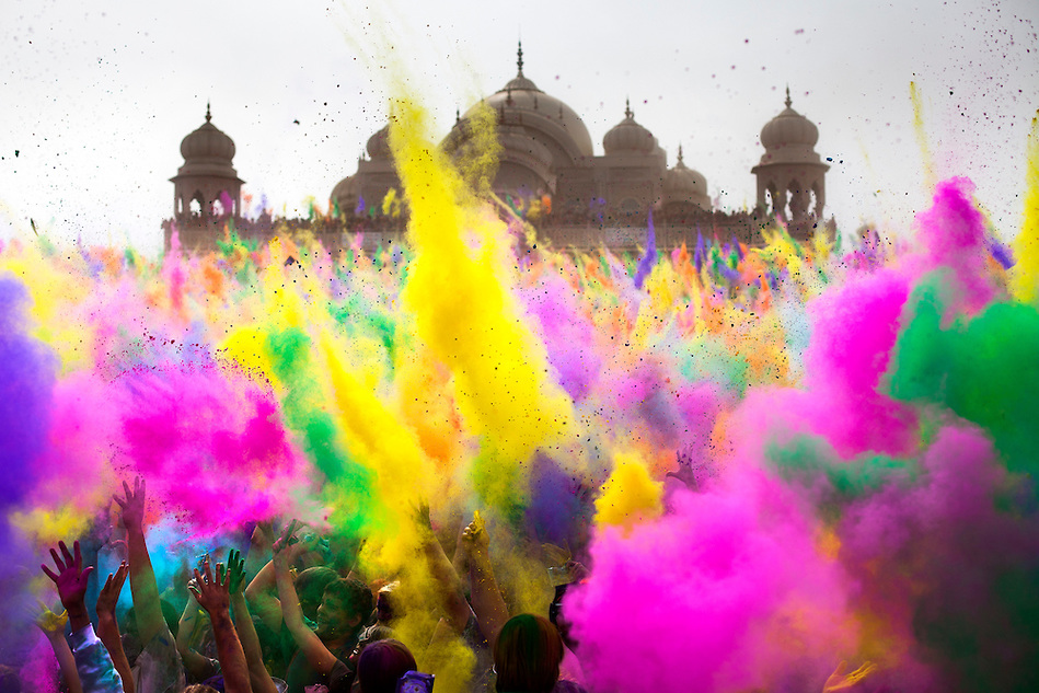 Holi 2020: Festival de Color en La India