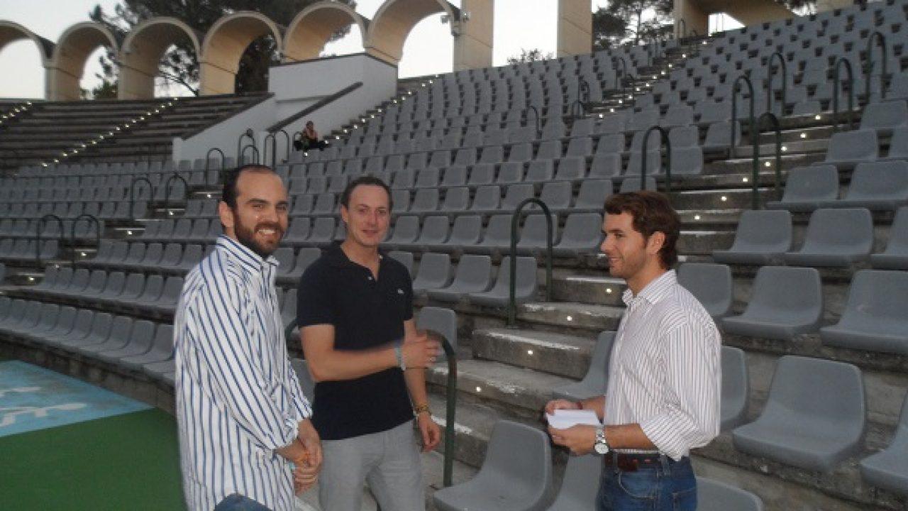 El Ayuntamiento De Cabra Explica Las Reformas Que Se Han Realizado En El Auditorio Agencia De Noticias