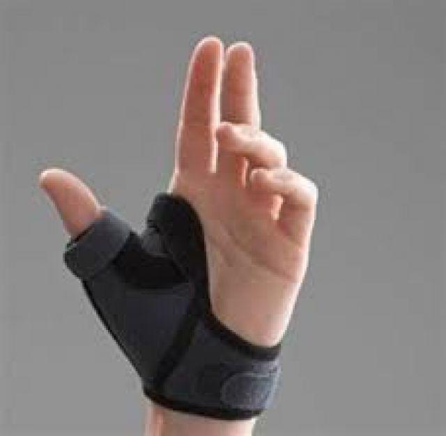 artrosis del dedo pulgar